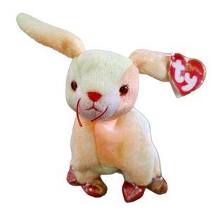TY Beanie Babies Zodiac Rabbit Tie Dye